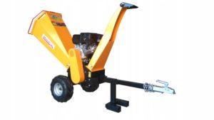 Spalinowy rębak 15 hp, rozdrabniacz, młynek do gałęzi śr. Gałęzi do 12cm