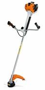 Profesjonalna kosa spalinowa stihl fs 360 o mocy 2,3 km z tracza lub głowicą żyłkową